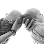 schöne Neugeborenenfotos